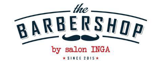 The Barbershop by Salon Inga Logo